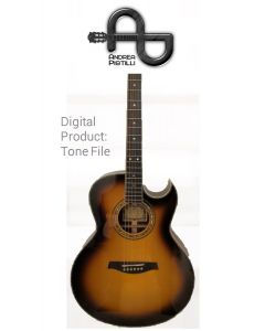 Andrea Pistilli - Ibanez Joe Satriani JSA20 - Digital Tone based on