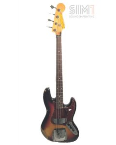 based on Fender Jazz Bass 64 Custom Shop