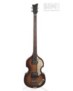 Hofner® Violin Bass Vintage 64
