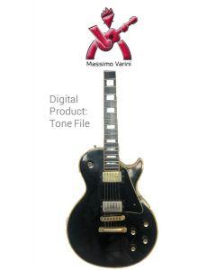 Massimo Varini - Gibson Les Paul 1971 - Digital tone based on