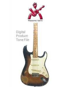 Massimo Varini - Fender Stratocaster 1958 - 5Pos - Digital tone based on