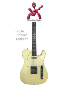Massimo Varini - Fender Telecaster 1964 - Digital tone based on