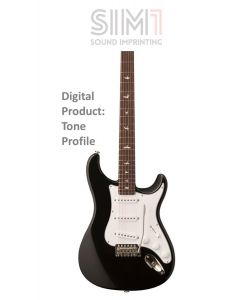 PRS John Mayer silver sky 5Pos - Digital tone based on