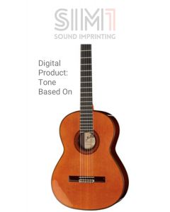Ramirez - Classe 1 - Gran Concerto  (For Nylon Strings Source Guitar) - Digital Tone based on