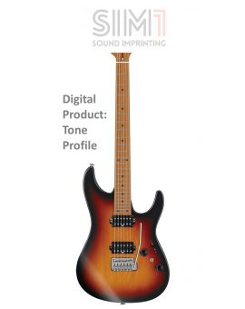 Ibanez AZ Prestige 5P - Digital tone based on