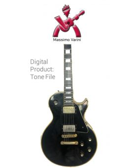 Massimo Varini - Gibson Les Paul 1971 - Digital tone based on